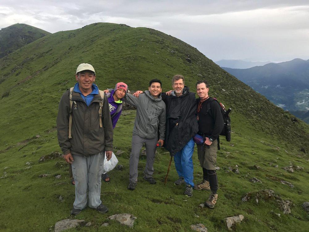 Pikey (PK) Hiking group