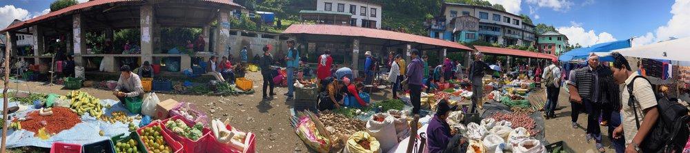 Salleri Market
