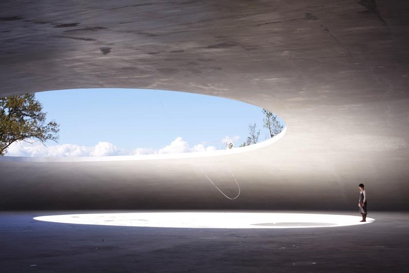 Teshima Naito dome interior.jpg
