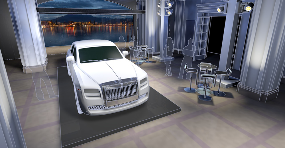 Rolls Royce - Sales event