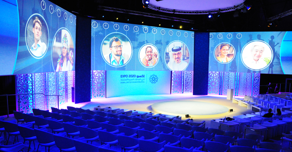 Dubai Expo 2020 Event