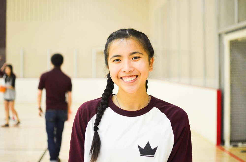 Alexandria Hoang, Class of 2018