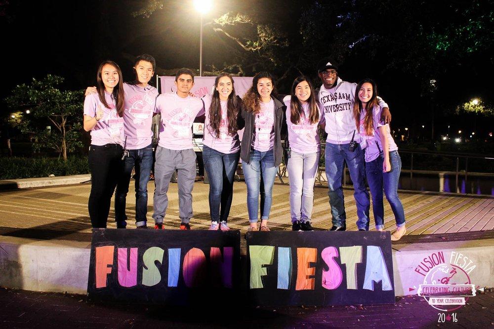 Our Fusion Fiesta 2016 Team!