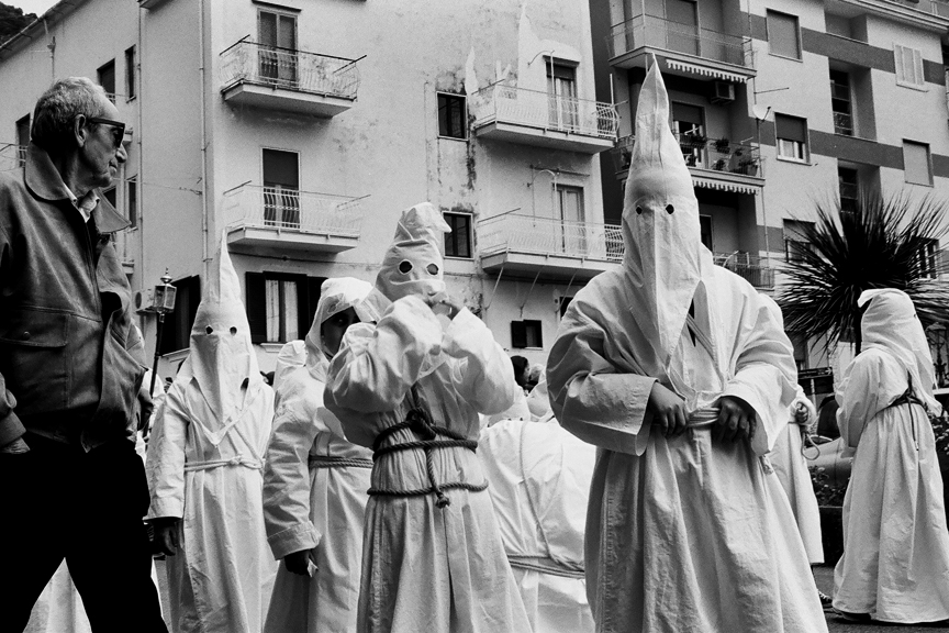 Easter Parade, Minori, Italy