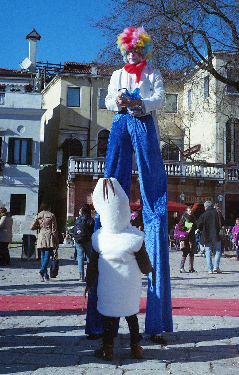 Carnevale, Venice, Italy