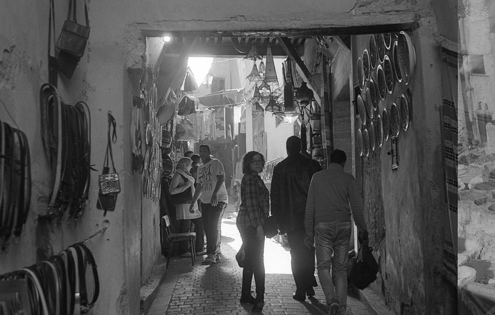 Zoe, Fez, Morocco