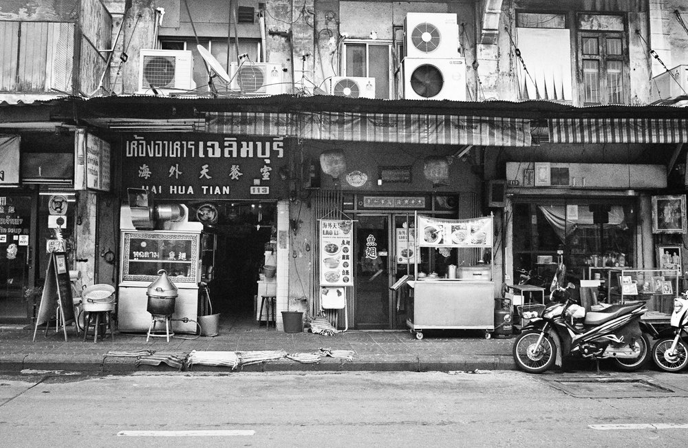 Bangkok, Film