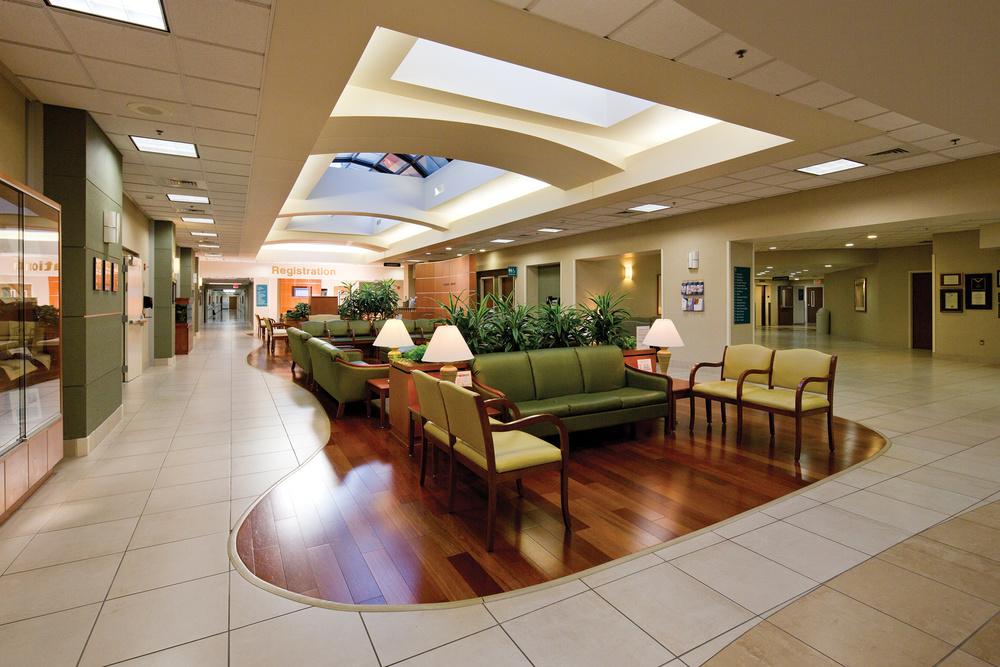 Architectural Interior - Grand Strand Regional Medical Center