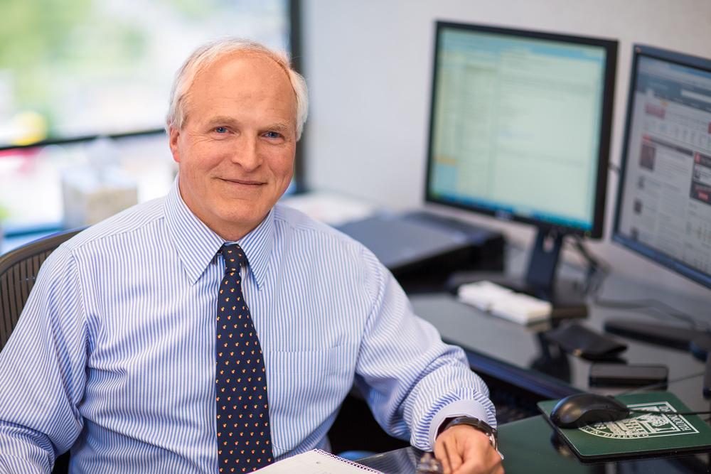 Corporate Portrait - Financial Services