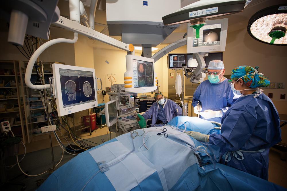 Orange Park Medical Center: Neuro Surgery