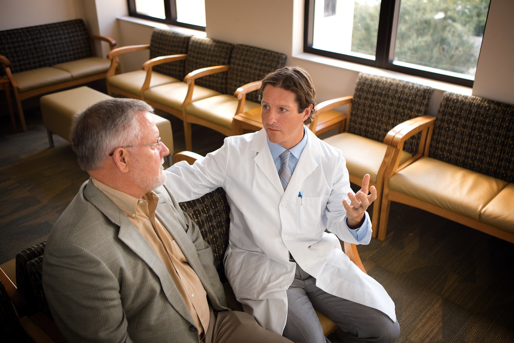 Orange Park Medical Center: Physician with Family