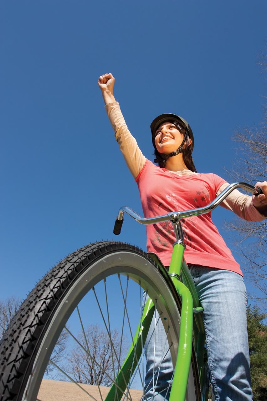 Lifestyle Portrait - Cyclist