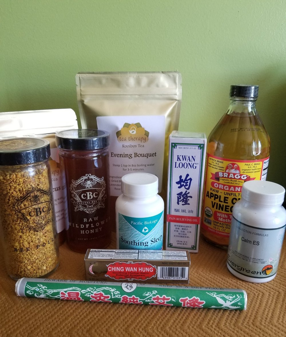 Oriental Medicine therapies and products