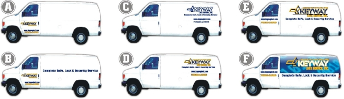 Vehicle Graphics are a great way to advertise your business. It is like a moving billboard, and is very effective in capturing attention.