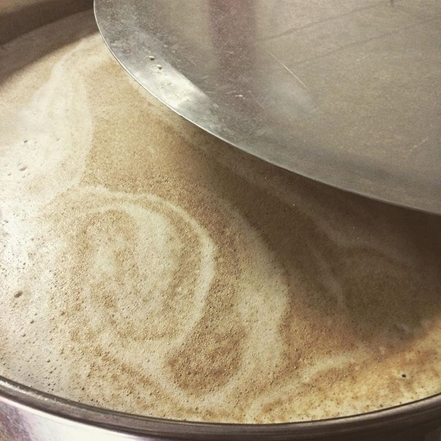 Get ready friends, a new batch of Brauer's Blonde is coming your way! #craftbeer #drinklocal #muncie