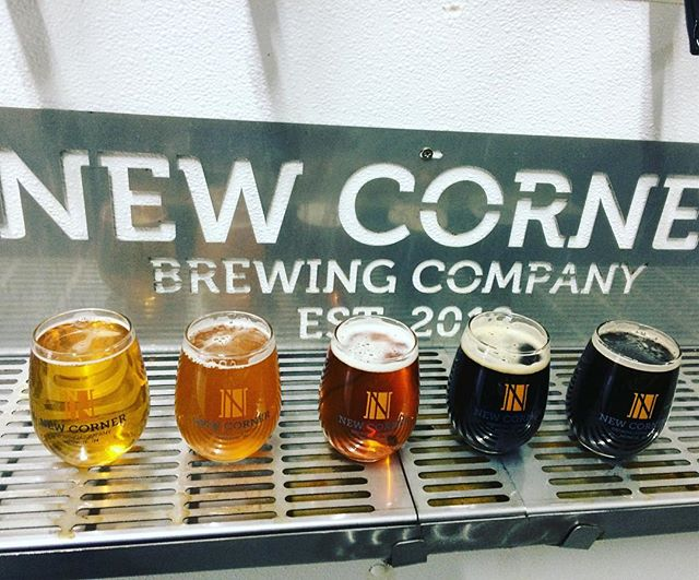 It's that time of year again, friends, Winterfest is upon us! Make sure to stop by the New Corner booth and try some delicious beer. We can't wait to see you!! #craftbeer #winterfest #drinklocal #drinkgoodbeer #muncie