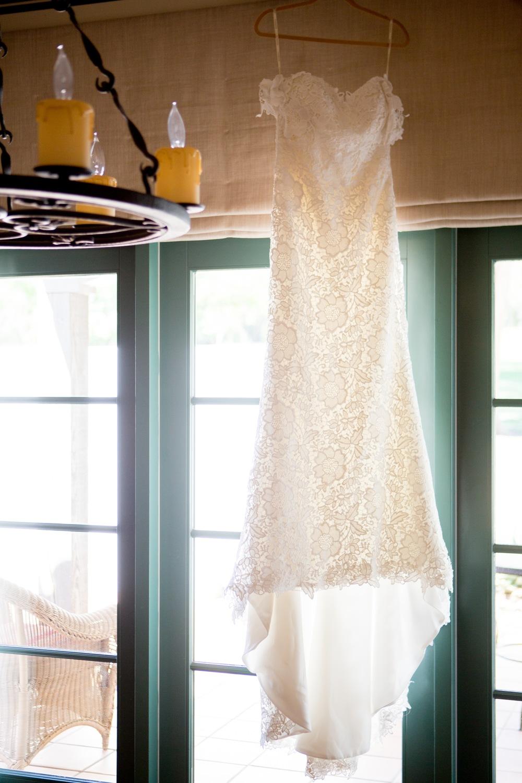 Lace Wedding Dress  - Hoste Events