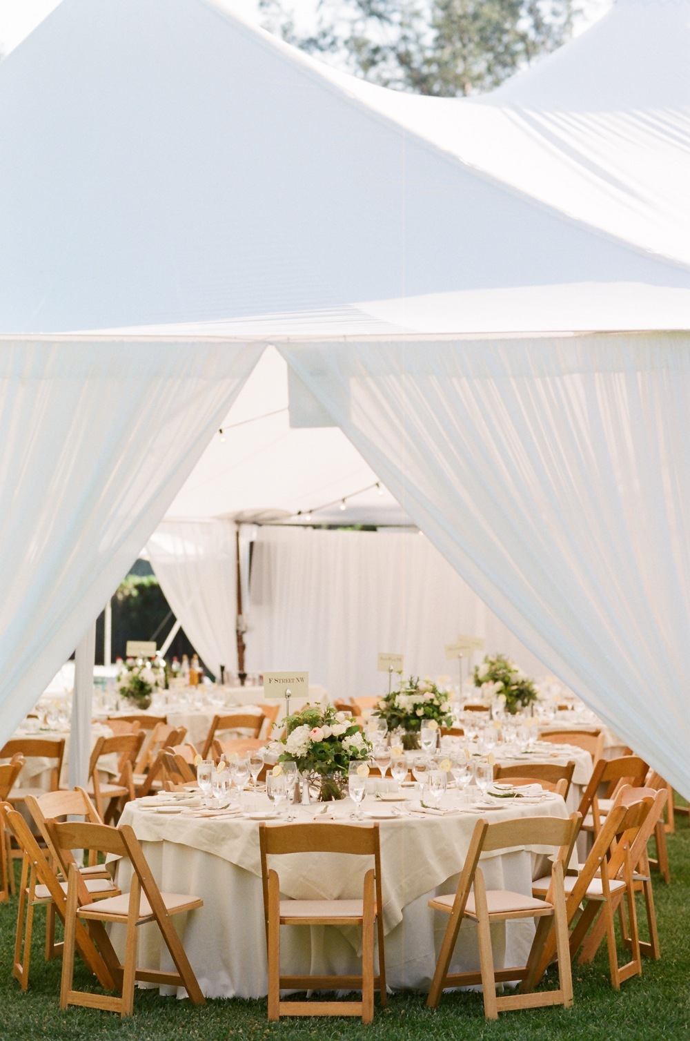 Soft Color Pallet Wedding  - Hoste Events