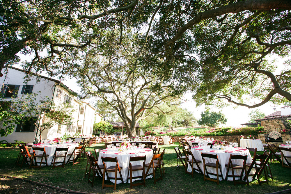 Quail Ranch Wedding - Hoste Events