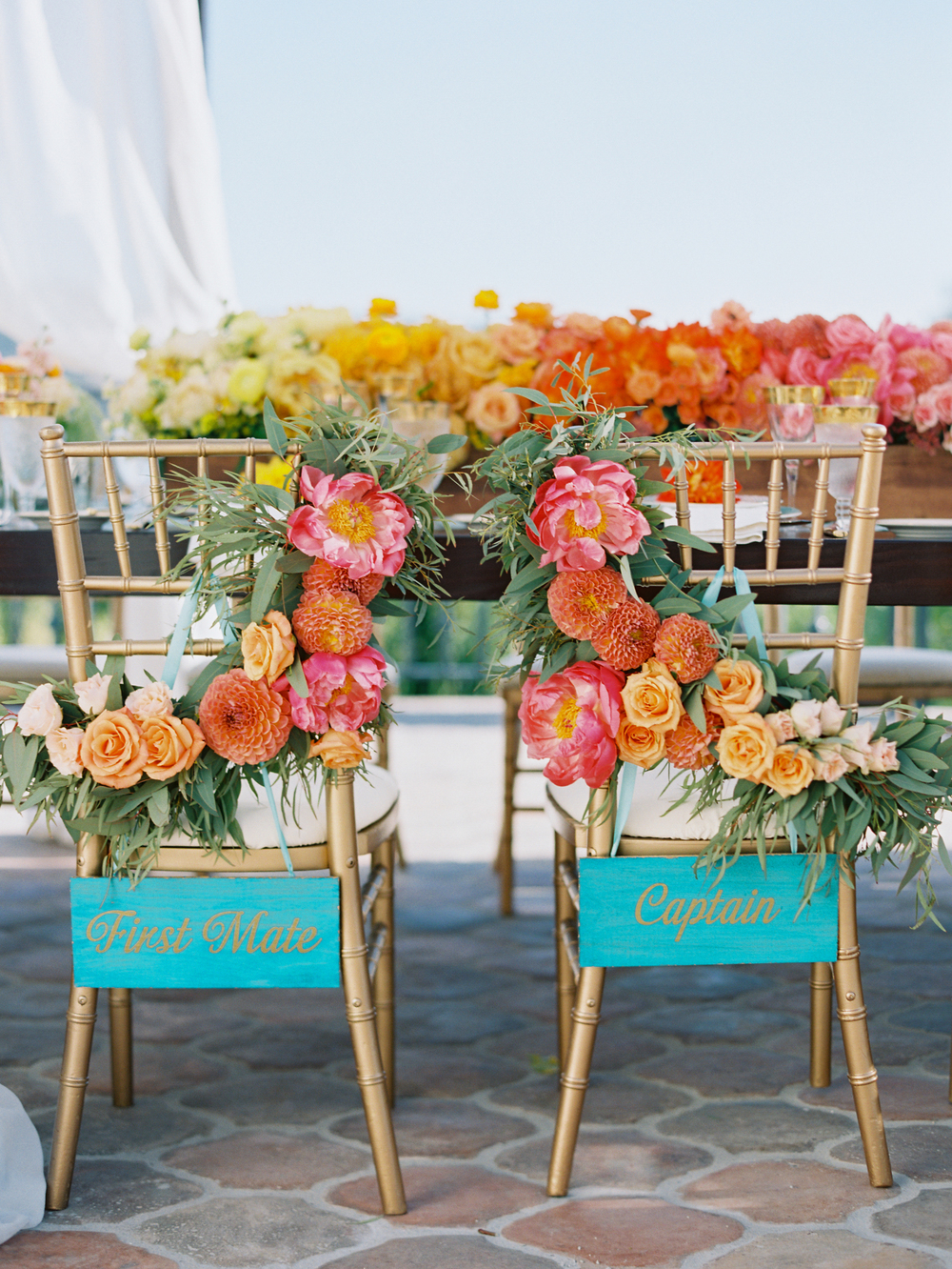 Fanciful and Glamorous Ojai Wedding - Hoste EventsFanciful and Glamorous Ojai Wedding - Hoste Events