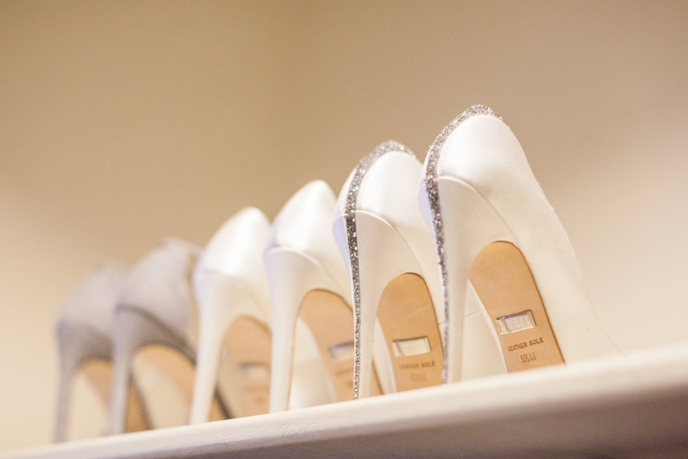 Wedding Shoe Envy