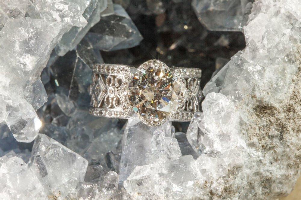 Geode Wedding Bling