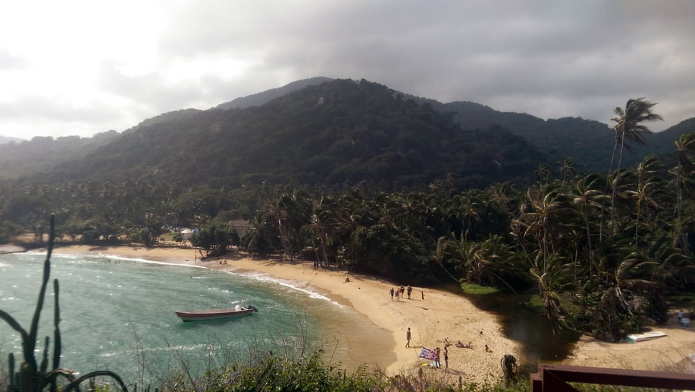 National Park Tayrona - Magdalena, Colombia