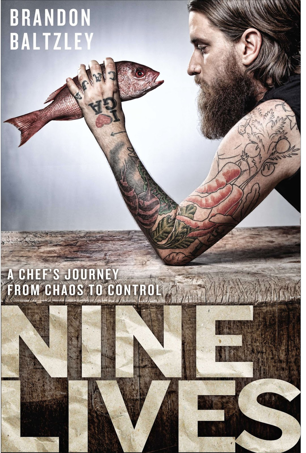 Head to Atlanta on May 23 for a special dinner at Empire State South with Chef Brandon Baltzley, author of the new book  Nine Lives: A Chef's Journey from Chaos to Control.     Thursday, May 23  6:30pm  $130 per guest, includes one signed copy of Nine Lives (tax and gratuity not included)  at Empire State South  999 Peachtree Street Atlanta, GA  Call for reservations at 404-541-1105 or email at empirestatesouth@gmail.com     Baltzley's memoir tells his story of a love for cooking that began at age nine, his impressive success at a young age, and of his constant battle with destructive addiction.     This is a story that hits close to home for many of those who live and work in food culture - whether it be because of a friend we have known, a co-worker we have lost, or maybe just through similar stories we have heard far too many times.    Fortunately, Baltzley's story has a happy ending, and our friends at Empire State couldn't be more excited to team up with him for an evening. Baltzley and ESS Executive Chef Ryan Smith will be preparing a 6-course dinner, with optional wine pairings by Steve Grubbs or non-alcoholic pairings by Kellie Thorn.      Call for reservations at 404-541-1105 or email at empirestatesouth@gmail.com. This is definitely an event not to be missed.      On the Menu…    Amuse:   radish, pork fat   veal salumi, herb custard, farro puff   Sparkling Saumur Rosé, Louis de Grenelle, Loire, France, NV    1st.    pickled shrimp, strawberry gazpacho, 20-month country ham, English peas   Silvaner, Geil, Trocken, Rheinhessen, Germany, 2010    2nd.    Egg, nasturtium, buttermilk, spring vegetables   Pinot Grigio, Abbazia di Novacella, Alto-Adige, Italy, 2011    3rd.    Woodfired sturgeon and its caviar with smoked peaches and lamb sweetbreads   Chardonnay, Felsina, 'I Sistri', Tuscany, Italy, 2010    4th.    GA Duck, sprouted sunflower, sunflower miso, fermented pecan puree, Carolina gold rice   Pinot Noir, Maysara,'Jamsheed', Willamette Valley, OR, 2009    5th.    Pre dessert, carrot    6th.     Lemon Panna Ricotta, sorrel syrup, blueberry nutmeg sorbet, blueberries, marconas  Moscato d'Asti, Vietti, Piedmont, Italy, 2012