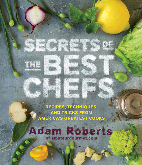 "Just in time for the holidays, Adam Roberts (of amateurgourmet.com) brings us Secrets of the Best Chefs, straight from over 50 of America's best kitchens. As some of the country's most innovative chefs share the tricks of the trade, you'll soon find yourself cooking at home with the finesse of a seasoned pro! Our own Chef Peter Dale ranks among the chefs in this great new cookbook, so if you've ever wanted a peak behind the scenes of The National, be sure to put Secrets of the Best Chefs on your wishlist. Included recipes from The National: Shrimp and Polenta with Chorizo Chickpeas and Okra with Harissa and Yogurt Pineapple with Lime Sugar, Cane Syrup, and Pomegranate Seeds Mr. Roberts sums up Dale's inspiration to perfection– ""A very Southern touch in a very Spanish dish; that's the way Dale likes to cook and the way his customers like to eat here in Athens"". Purchase your autographed copy from The National today {$27.95}"