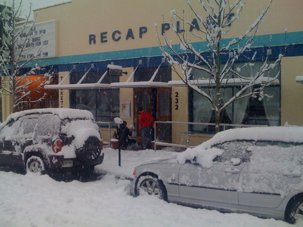 Monday, January 10, 2011  The National is closed today due to snow.  Stay warm y'all.