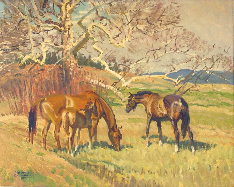 The Sycamore Pasture