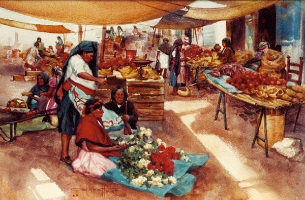 Ocotlan Market Day