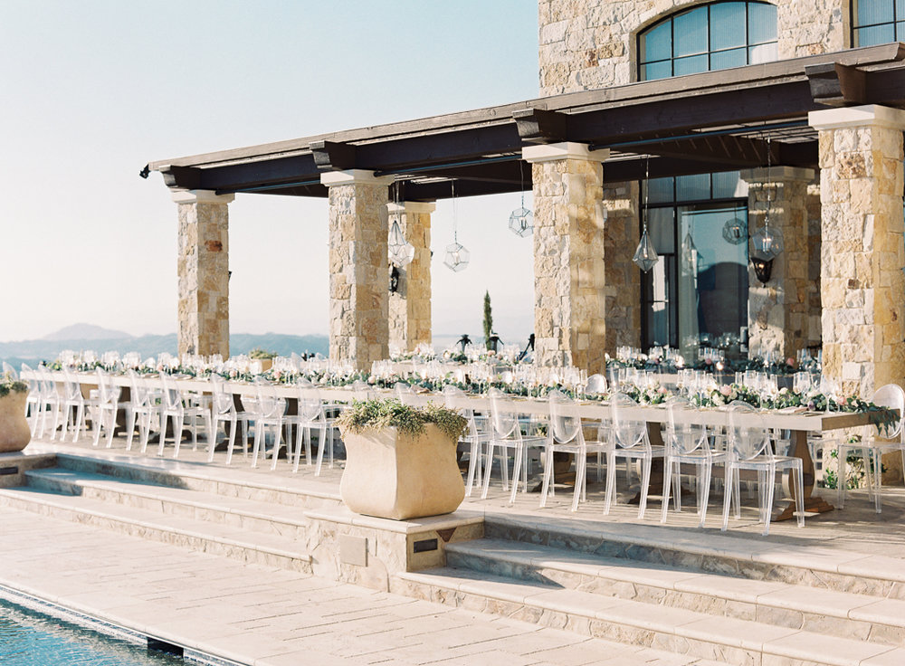 Luxe Outdoor Wedding in Malibu
