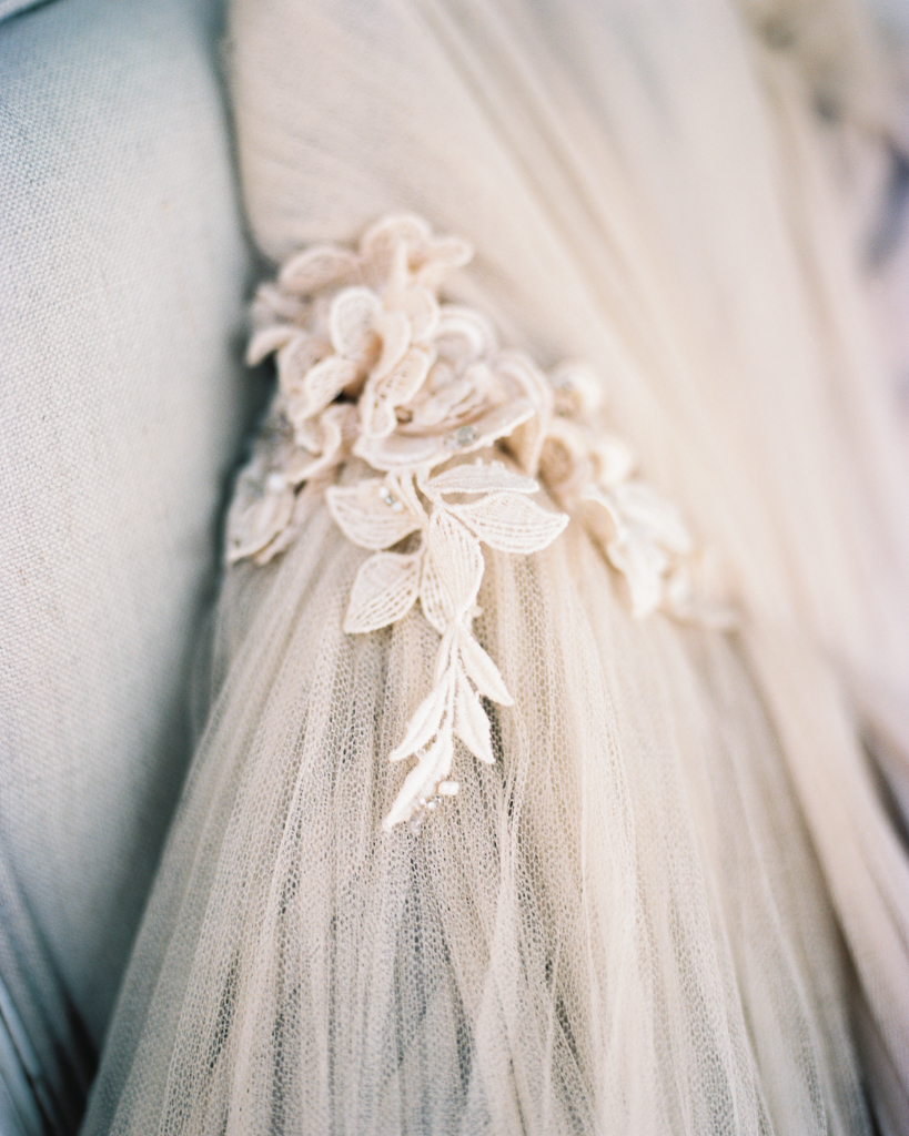 Bridal Gown Detail