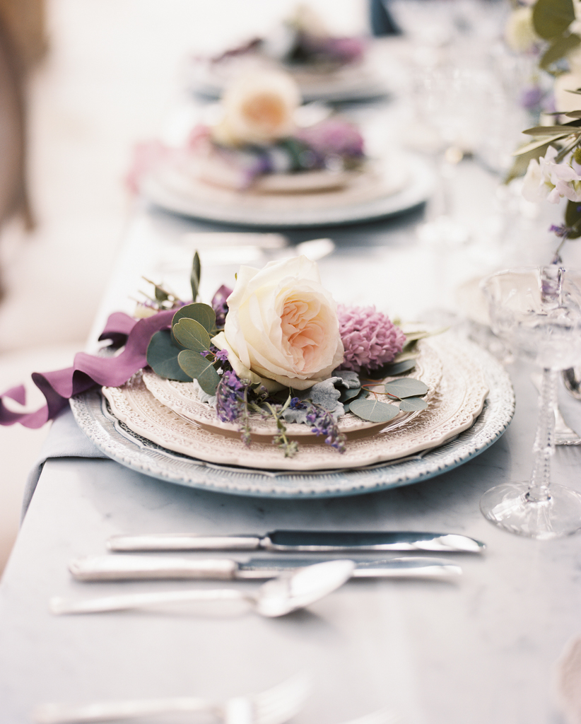 Casa de Perrin Flatware Luxury Wedding Ideas