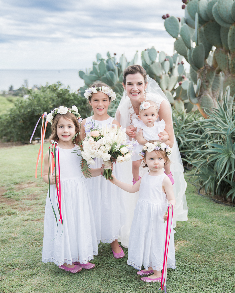 Santa-Barbara-Montecito-Luxe-Wedding-Bride-with-Flower-Girls.jpg