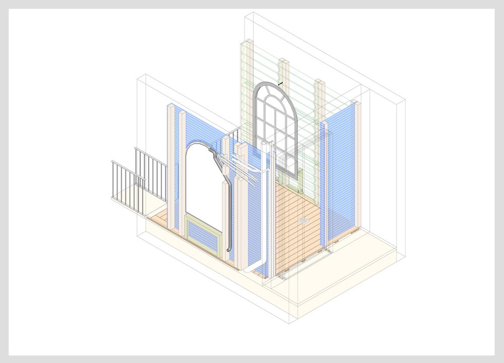 Isometric view