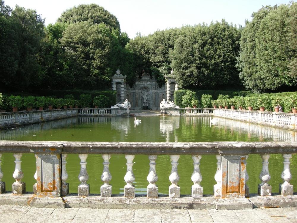 Parco di Villa Reale di Maria (LU)