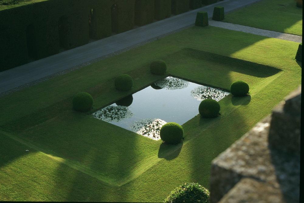 Giardini di Castel Gandolfo (Roma)