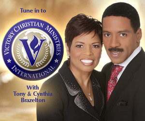 Tune in and watch Victory Today! with Pastors Tony & Cynthia!