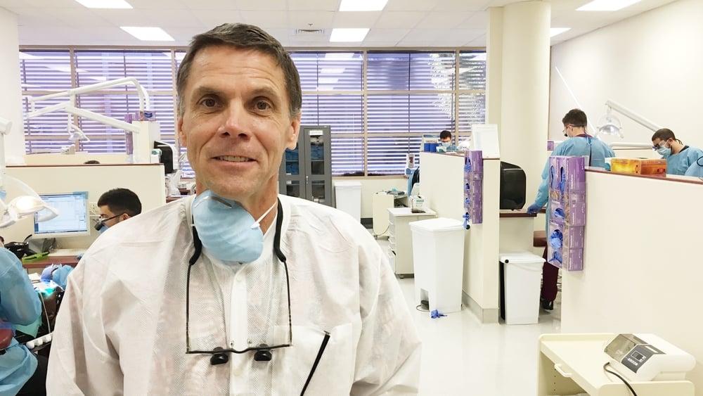 "Dr. Bernard R. Hurlbut DDS General Dentist | ""The Gate Keeper"""
