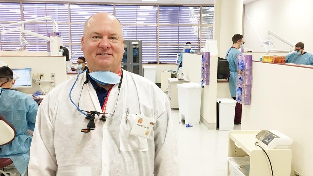 Dr. Ronald J. Laux DDS General Dentist | Master Angler