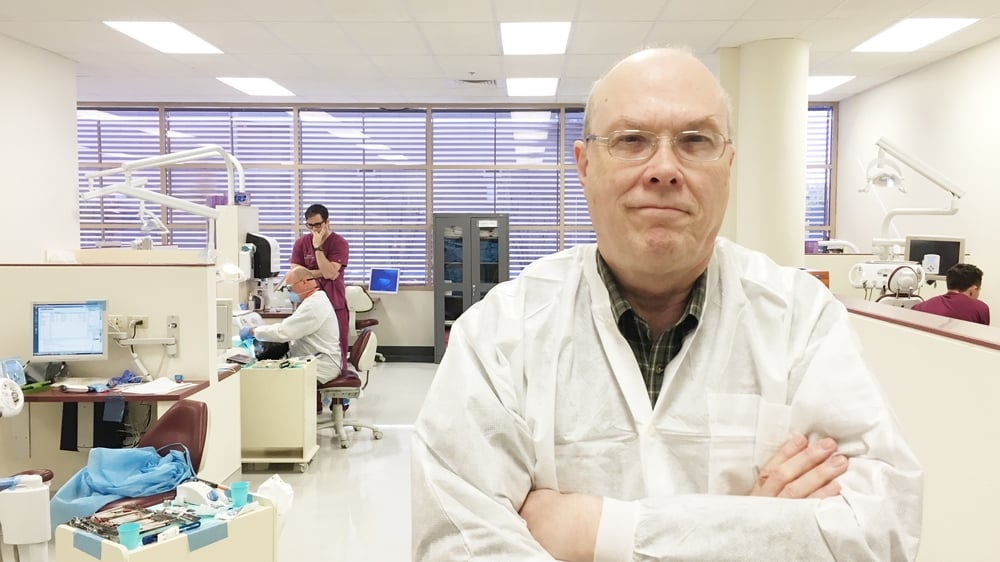 Dr. William P.Leavitt DDS, MPA General Dentist | Journeyman Carpenter