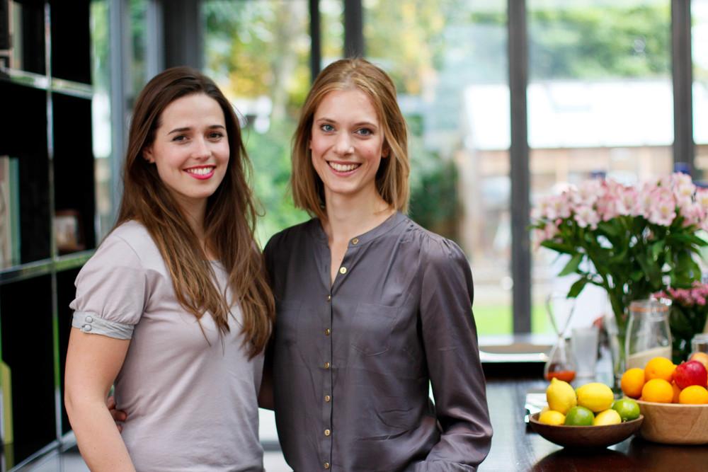 Clare Neill &Christina Agnew