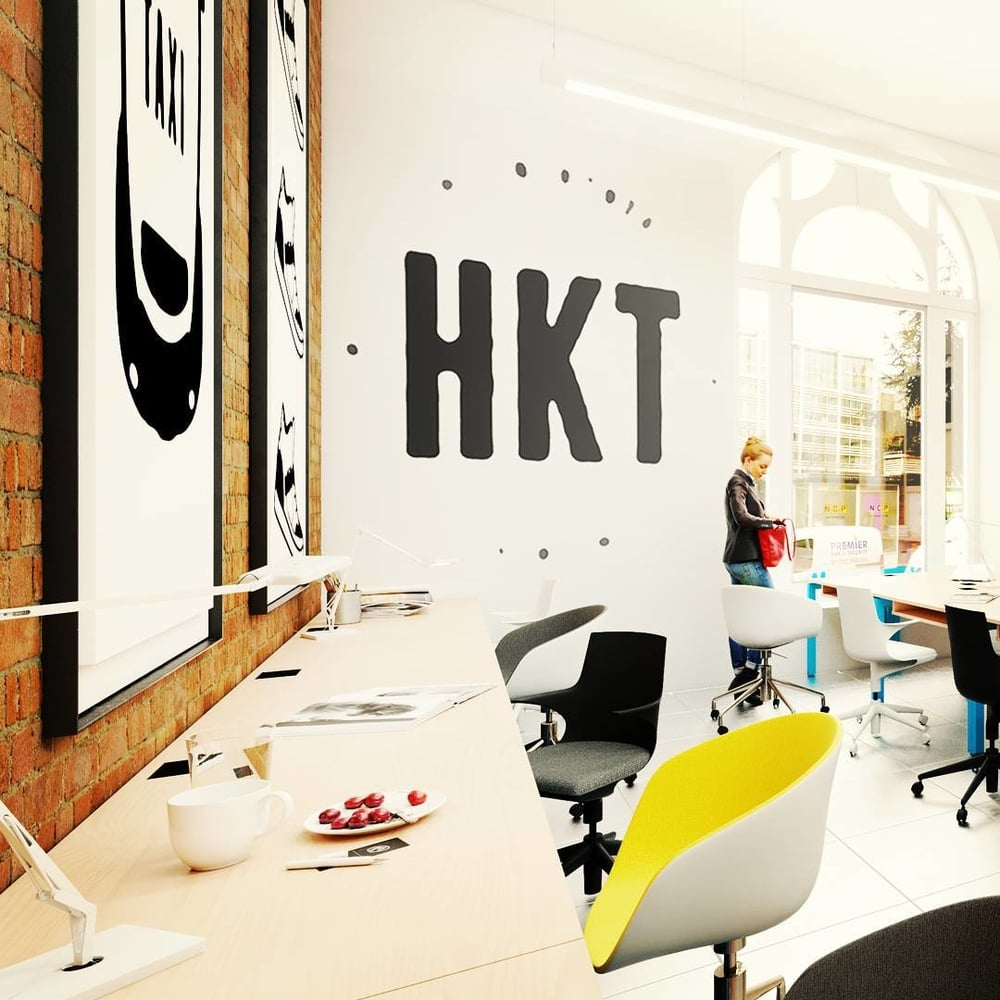 Image courtesy of: Huckletree