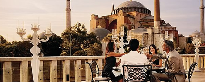 Image courtesy of: Luxury Istanbul