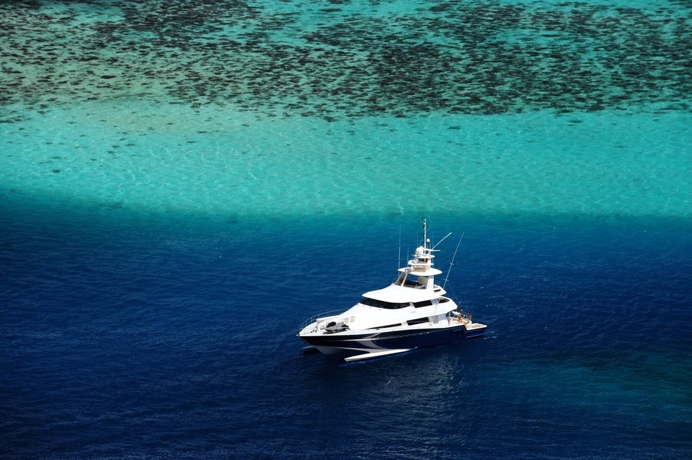 Image courtesy of: Live Yachting
