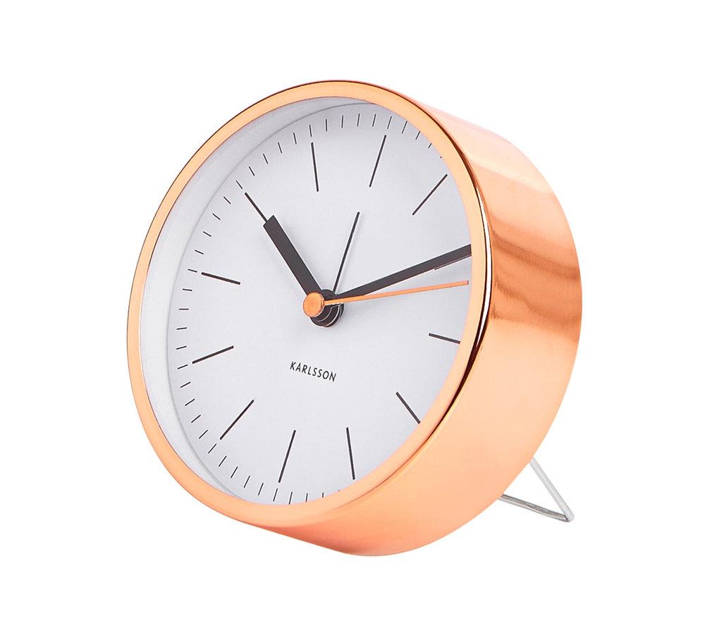 KARLSSON DESK CLOCK: SVENSKA HEM £24.00