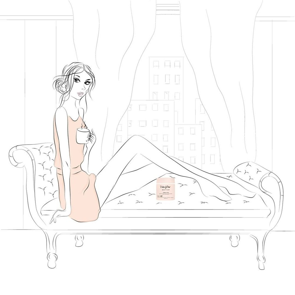 Illustration by Vida Glow