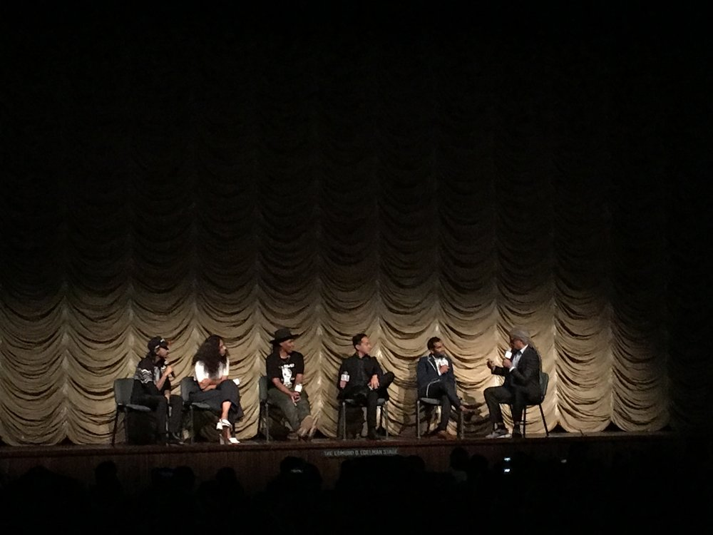 6.) Court and I went to see Masters of None at LACMA. They screened my two favorite episodes from Season 2. It was BOMB.